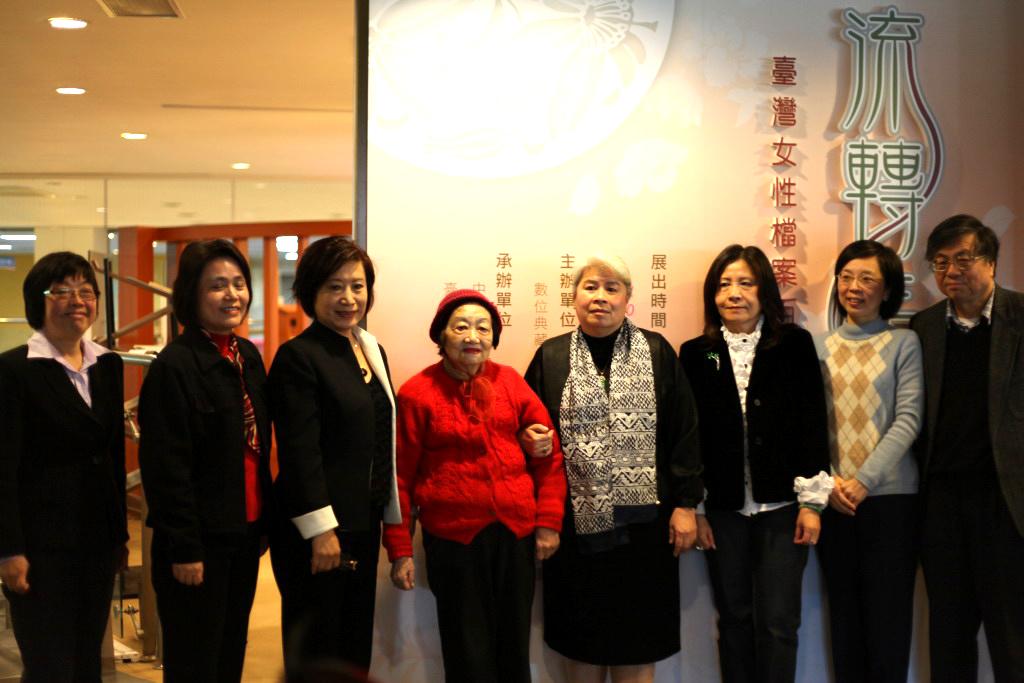 林湘珉女士,杨黄美幸女士,杜淑纯女士,蔡慎懿女士,林芳媖女士,郭月如图片
